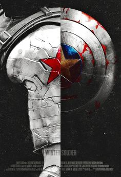 The Winter Soldier fan-made poster