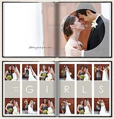 Photoshop Layouts for Albums