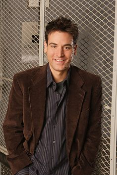 My Husband! Josh Radnor from How I Met Your Mother!