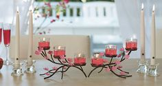 floors candles and hurricane candle on pinterest. Black Bedroom Furniture Sets. Home Design Ideas