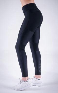 ICANIWILL Shape Tights - Black. Str L