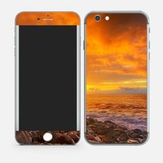 SUNSET SKY  ROCKS iPhone 6 Skins Online In india #mobileSkins #PhoneSkins #MobileCovers #MobileCases http://skin4gadgets.com/device-skins/phone-skins