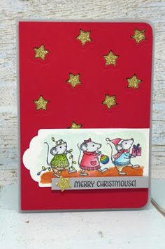 Stampin Utopia Bestel Stampin' Up! Hier: Stampin' Up! Seasonal Launch In 7 Days. Merry Christmouse