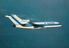 Eastern Air Lines, Boeing 727 Boeing Aircraft, Passenger Aircraft, Boeing 727 200, Jet Airlines, Old Planes, Air Lines, Vintage Air, Commercial Aircraft, Civil Aviation