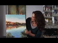Nancy Reyner's Acrylic Revolution: Watercolor & Oil Effects with Acrylic Paint ... glaze