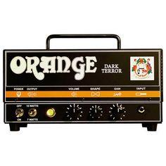 Orange Dark Terror Head | Dawsons Music