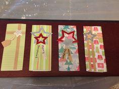 Candy bar wrapper swap - Christmas
