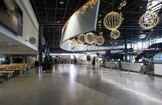 Tältä näyttää uudistunut Rovaniemen lentoaseman terminaali -katso kuvat