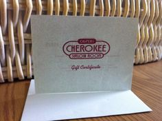 Cherokee Tavern on Smith.  Thank you for your donation!