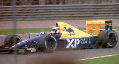 Tyrrell 018-Jean Alesi