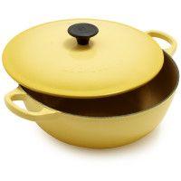 Le Creuset® Classic Flame Curved Oven, 2¾ qt. | Sur La Table