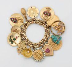 14k Danker CHARM bracelet