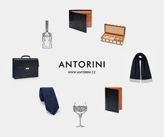 Hledáte dárek pro muže? Objevte luxusní dárky pro muže značky Antorini.