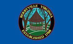 town of berryville va | Flag of Berryville, Virginia]