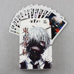 Tokyo Ghoul Poker Cards