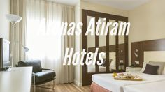 Arenas Atiram Hotels en Barcelona, España