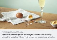 The association of grower-winemakers in Champagne have been promoting the fine French fizz through a marketing campaign in Europe – but some believe it may be damaging the upmarket image of the product. Change Leadership, Wine And Spirits, Champagne, Marketing, News