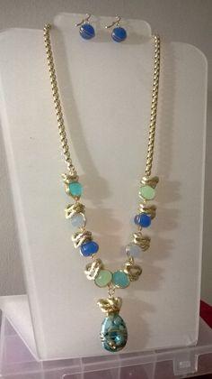 Jewelry Making Beads, Wire Jewelry, Jewelry Crafts, Jewelry Sets, Jewelery, Jewelry Necklaces, Funky Jewelry, Bracelet Crafts, Pretty Necklaces
