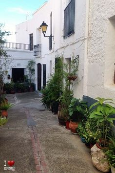 Calle de Canjáyar