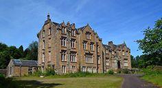 Glainsnock House Ayrshire (aband.)