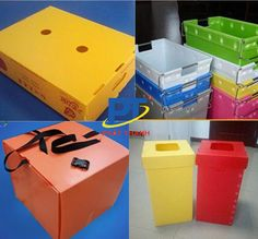 Thùng nhựa gấp cũng là loại thùng nhựa được sử dụng phổ biến hiện nay, có thiết kế dạng gấp, rất chắc chắn. Với thiết kế này, việc di chuyển trở nên dễ dàng hơn, tránh cồng kềnh. Hiện nay, thùng nhựa gấp cũng được sử dụng nhiều trong vận chuyển hàng hóa. #nhuaphatthanh #thungnhuagap