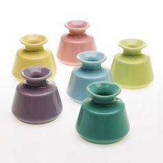 Petite Ceramic Vases