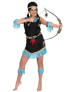 Native Indian Feather Headress adulte robe fantaisie Western Costume Homme Chapeau