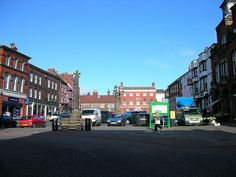 Market Place, Leek Photos, Pictures, Street View, England, History, Places, House, Historia, Home