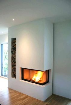 Most up-to-date Cost-Free Gas Fireplace remodel Suggestions The next wind storm exterior may be frightening, however your flames is really so wonderful! Concrete Fireplace, Open Fireplace, Fireplace Inserts, Fireplace Remodel, Fireplace Design, Fireplace Stone, Fireplaces, Living Room Remodel, Interior Design Living Room