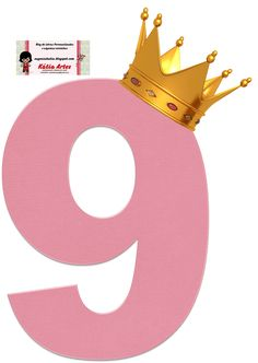 EUGENIA - KATIA ARTS - LETTERS AND CUSTOM BLOG few things: Numerals King and Queens