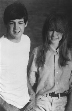 Paul McCartney Jane Asher Split | Caribbean HolidayMay 7, 1964 - Paul and Jane aboard the Happy Days ...
