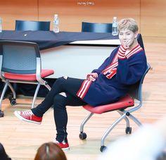 170401 Jooheon Daegu fansign cr. honeysteez