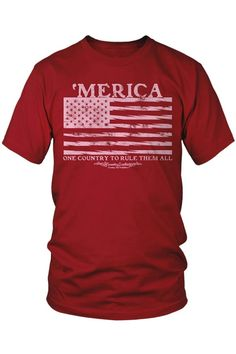 "Men's ""'MERICA"" T-Shirt"