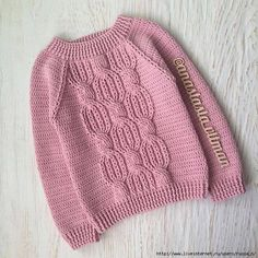 Photo by … knitted dress 2019 – Women's Knitted Dresses Crochet Baby Clothes, Crochet Girls, Newborn Crochet Patterns, Knitting Patterns, Baby Sweaters, Girls Sweaters, Crochet Blouse, Knit Dress, Knitting For Kids