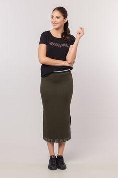 BİLCEE - bilcee 18W-3024 KADIN ORME ETEK Lace Skirt, Skirts, Fashion, Moda, Fashion Styles, Skirt, Fashion Illustrations, Gowns