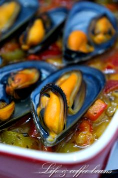 Gastronomia catalana > Mussels in catalan style