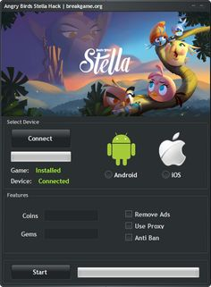 Angry Birds Stella Hack Tool Unlimited Coins Android   http://breakgame.org/angry-birds-stella-hack-tool-unlimited-coins-android/