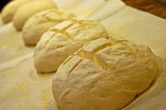 HOW TO: make knock your socks off true artisan bread, French recipe