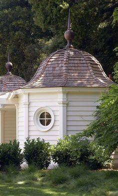 Pacific Peninsula Group - Atherton, CA Architekt David Buergler - Garten Garden Buildings, Garden Structures, Outdoor Structures, Outdoor Rooms, Outdoor Gardens, Outdoor Living, Pergola, Gazebo, Porches