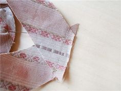 Patchwork & Quilting Pencil Case DIY Step by Step Tutorial Instruction.