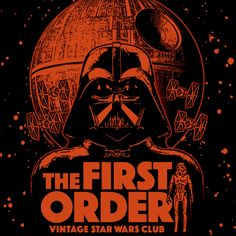 2 Days Left to Pre-Order! The First Order Vintage Star Wars Club T-Shirt by mancinasART! Pre-Order is now ready for your order at GONKDROID.COM ! $18 plus shipping! Pre Order Sale ends May 29, 2015. #StarWars #StarWarsToys #VintageStarWars #VintageStarWarsToys #ActionFigures #Kenner #DarthVader #Stormtroopers #DeathStar #TieFighter #ImperialForces #DarkSide #GraphicTee #TheFirstOrder #mancinas #mancinasART