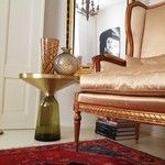 BELL TABLE by Sebastian Herkner for ClassiCon at a private home in Helsinki