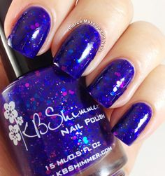 Fierce Makeup and Nails: KBShimmer Fall 2013 Collection (5 of 7)
