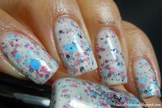 Sassy Paints: Jindie Nails Review: Burrrberry
