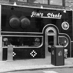 Art Deco Jim's Steaks, Philadelphia