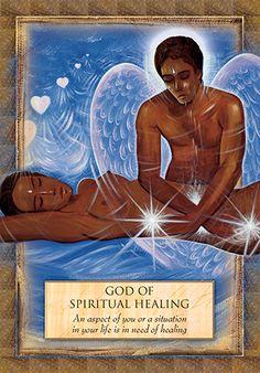 Blue Angel Publishing - Angels, Gods & Goddesses Oracle - Toni Carmine Salerno
