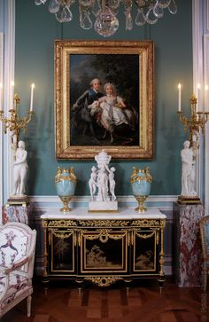 Interior Louis XVI Style French DesignClassic