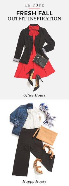 Time for that Closet Refresh? Always have something new to wear. Shop fashionable looks and top brands at letote.com! Pretty Outfits, Fall Outfits, Casual Outfits, Cute Outfits, Fashion Outfits, Womens Fashion, Work Attire, Look Cool, Work Fashion