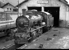 RailPictures.Net Photo: 44 071 TCDD Steam 0-8-0 at Usak, Turkey by Daniel SIMON