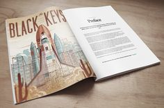 Freebie: Magazine Mockup Download on HeyBundle.com